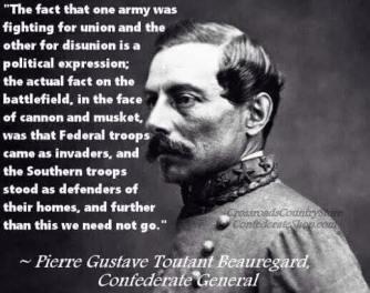 General-Beauregard-Quote